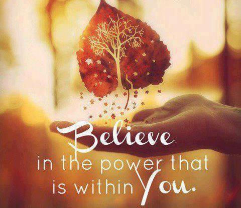 Power Within You