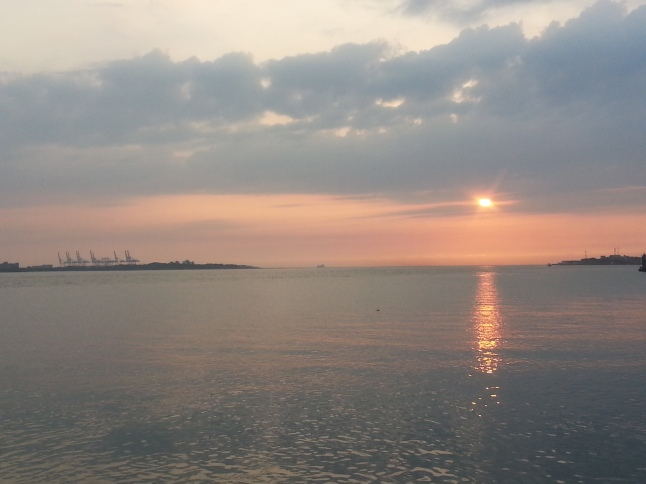 sunset_tamsui